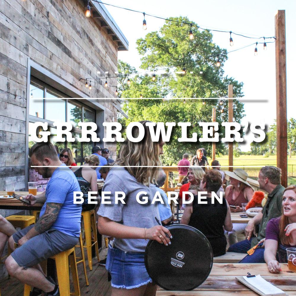Tap Room & Beer Garden