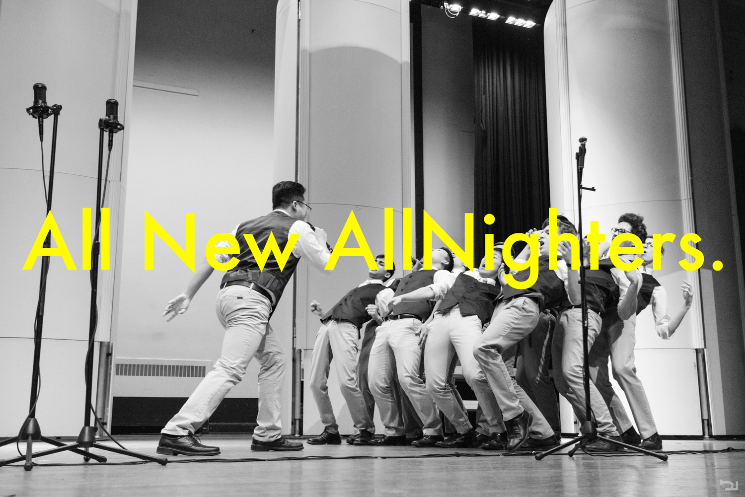 About — The AllNighters