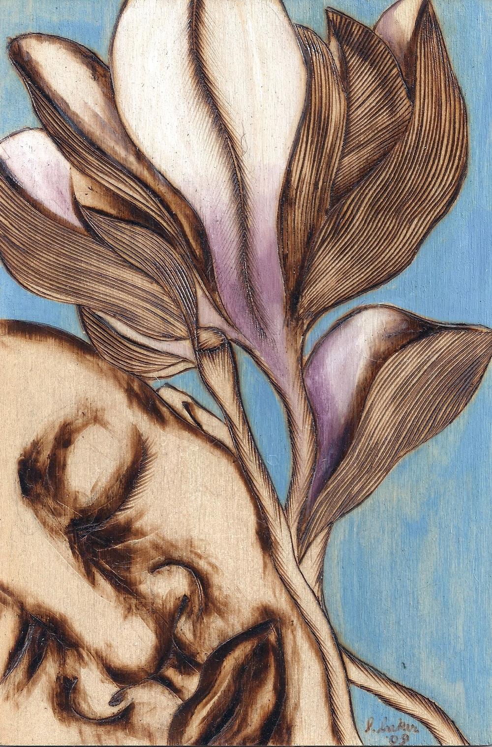 Magnolia & Me, 2011.jpg