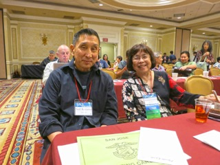 National Council Session - Neil Kozuma and Sharon Uyeda