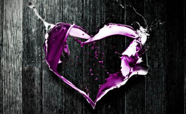 Abstract-Cool-Purple-Hearts-Wallpapers-HD