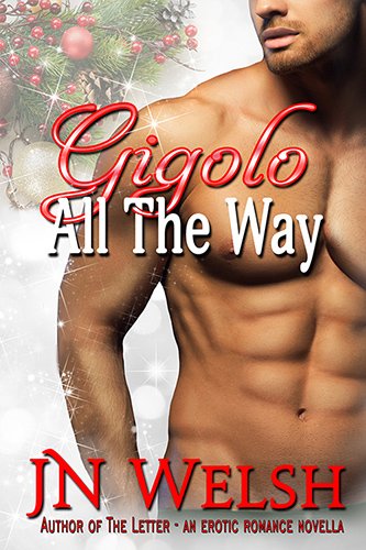 Hiring a gigolo for the holidays has it benefits...