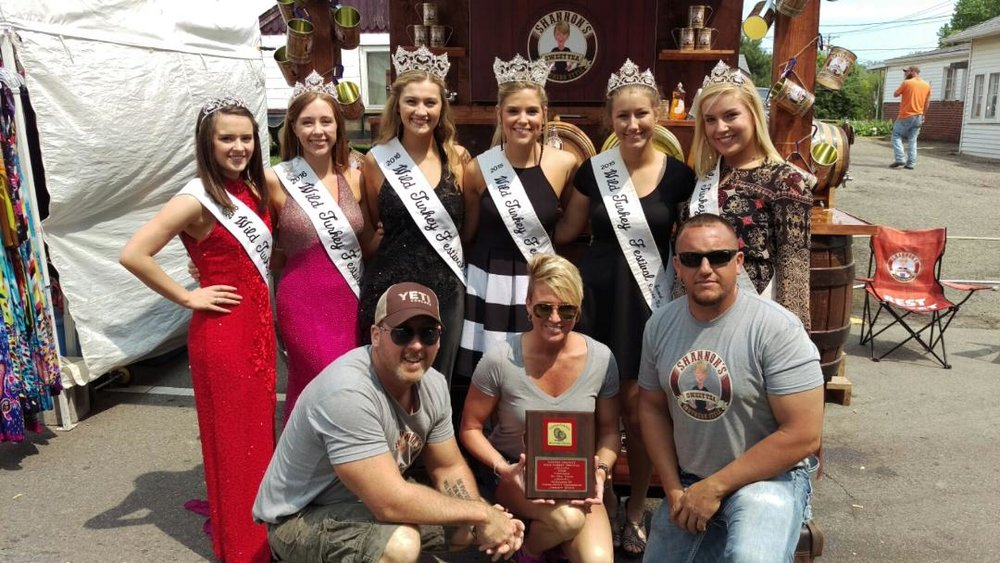 "Shannon's Southern Style Sweet Tea has won multiple ""Best in Show"" awards."