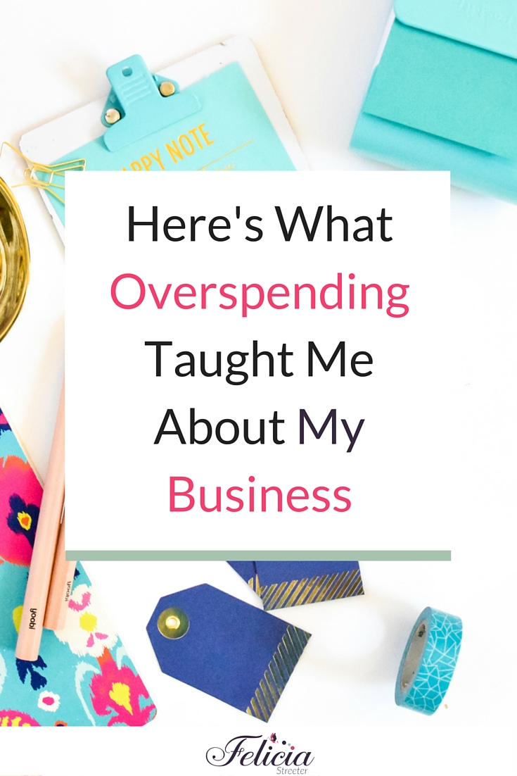 What Overspending Taught Me About My Business