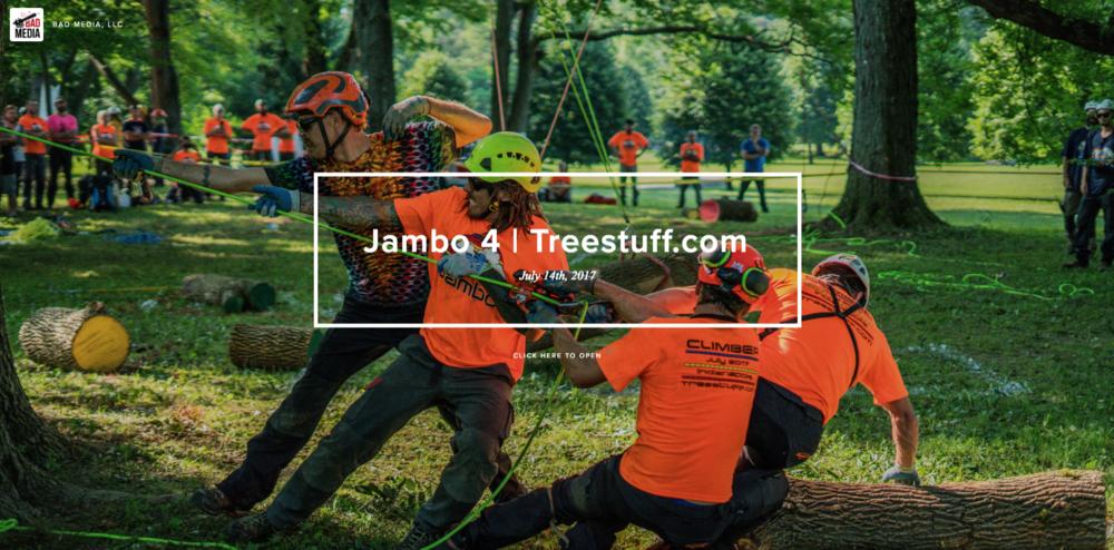 JAMBO 4TreeStuff.com - July 14, 2017