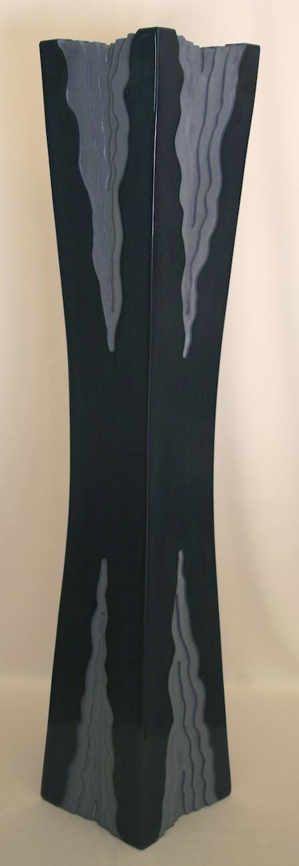 BLACK MESA  Basalt / 36″ x 9″ x 9″