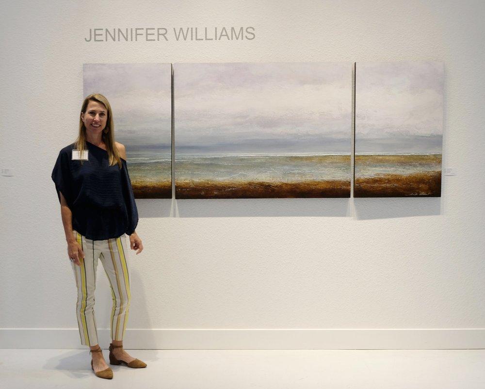 Artist Jennifer Williams