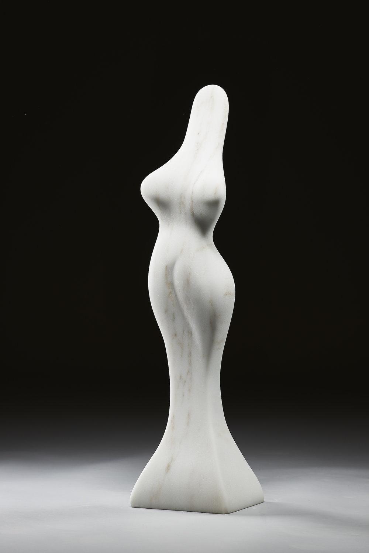 LADY DECO  Marble / 28″ x 8″ x 7″