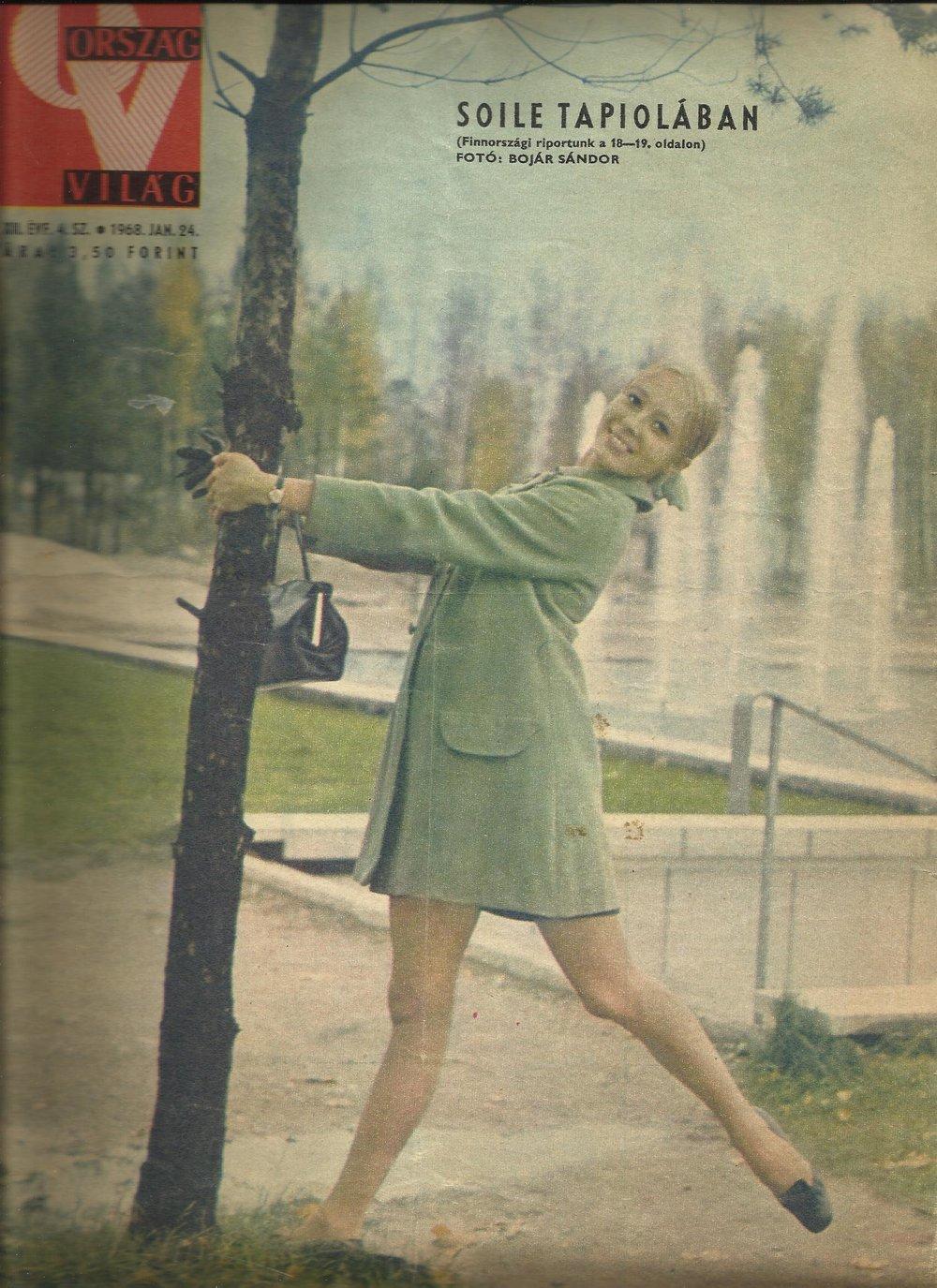 1968 Soili Hungary