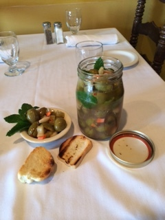 Sicilian Marinated Olives $15 1 Quart Jars. An addicting snack and Delicious!