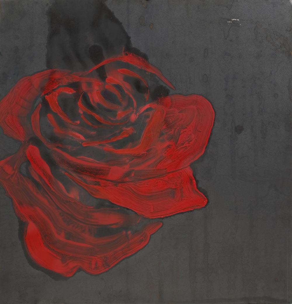 Red Flower I