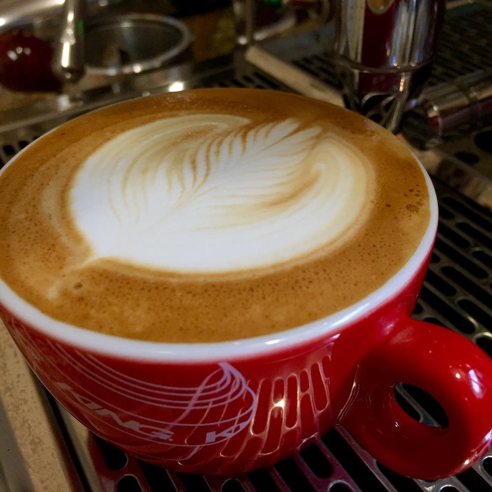 NEON cappuccino