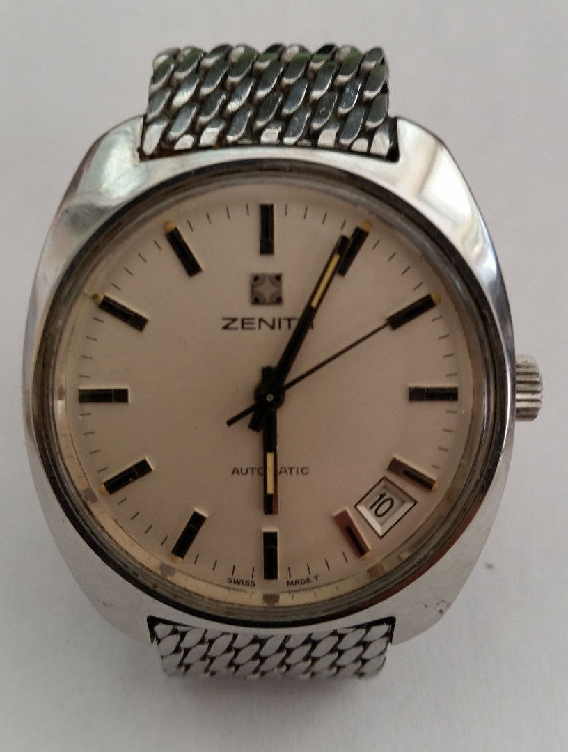 Great lume, original bracelet, charming dial, and open to offers.  Image courtesy of eBay listing.
