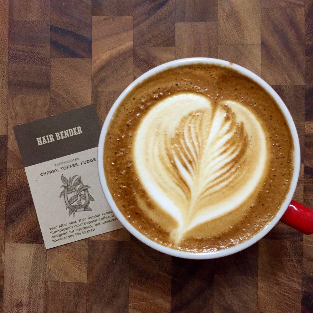 Stumptown Cappuccino
