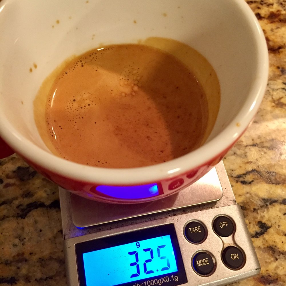 An easy to work with a sweet, approachable espresso.