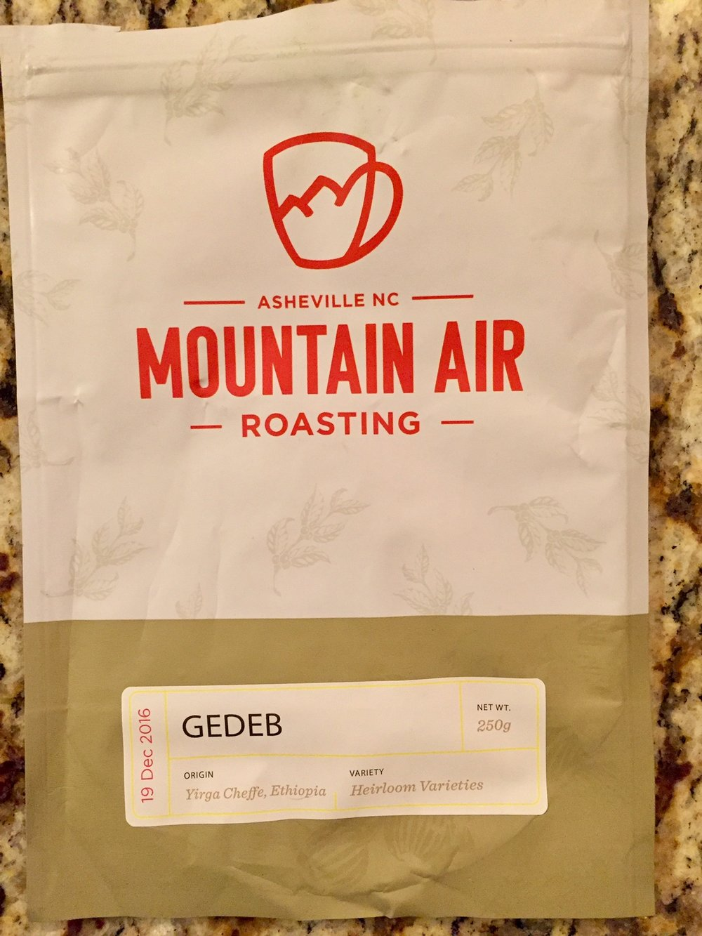 I love Mountain Air's bags and use them to freeze coffees as I receive them.