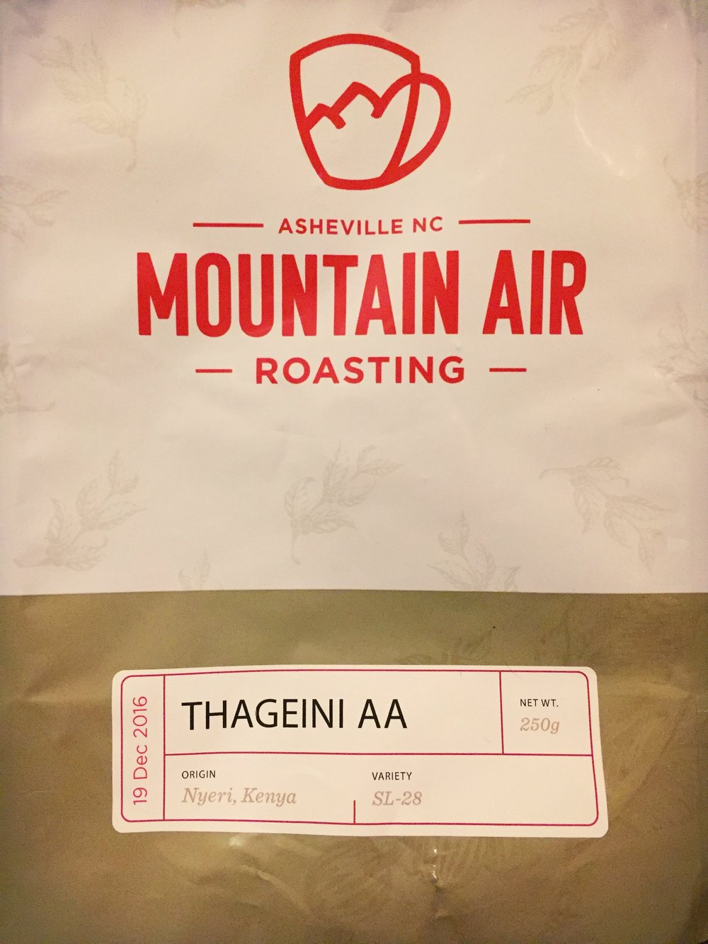 Mountain Air Roasting Kenyan
