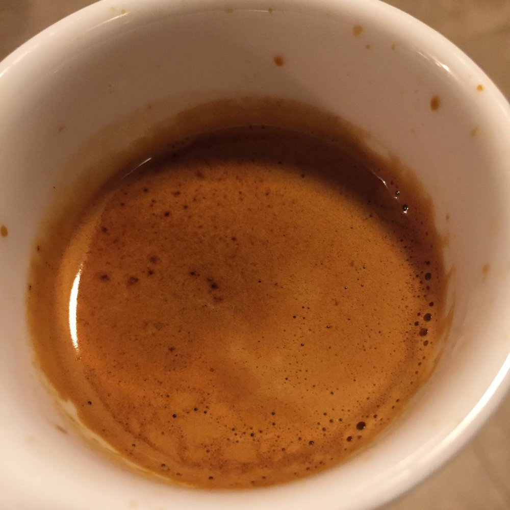 This is it, perfect crema, great mouthfeel, fantastic flavor.