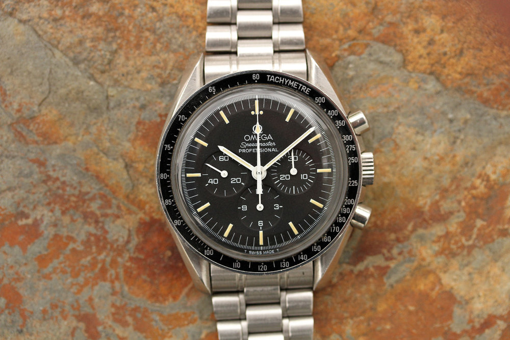 Does the patina for a 1990's watch get much better than that? Photo from LunarOyster.com seller, click through to purchase.