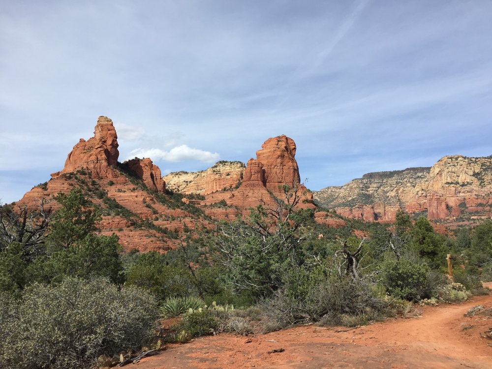 Sedona never dissappoints.
