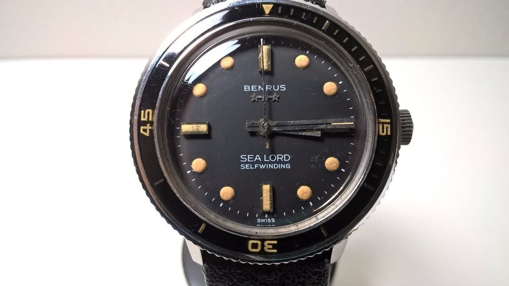 Hot Damn that dial is so good! Pic from FS listing, click through for more info.
