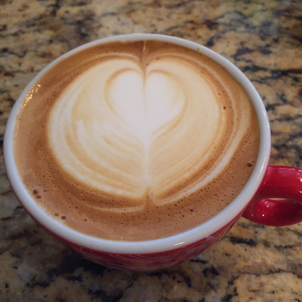 With a thick microfoam layer, this capp was so sweet, complex, and creamy rich.