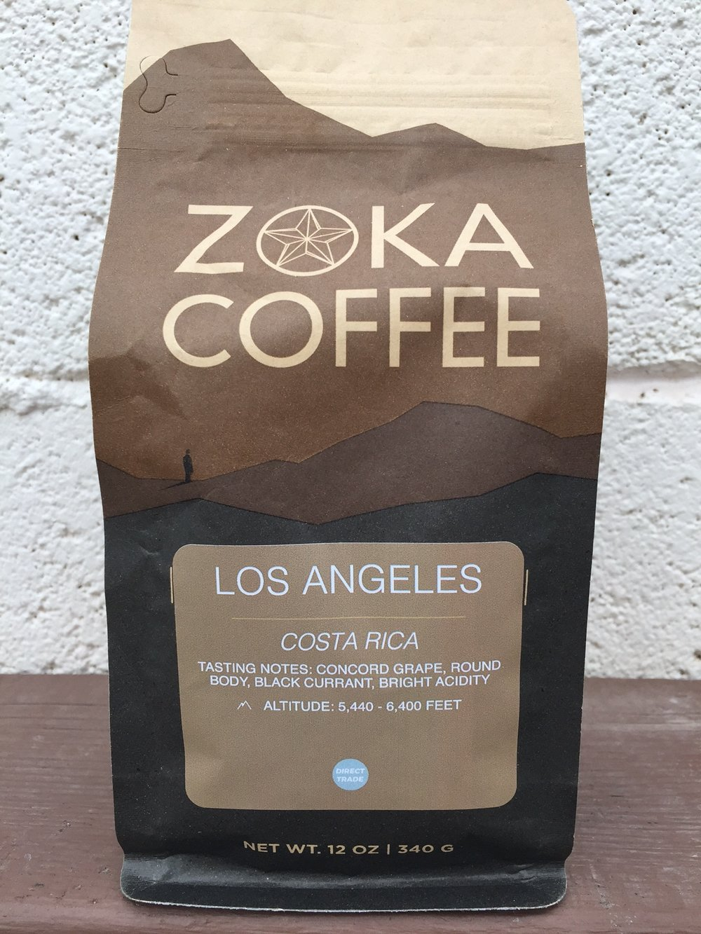 Zoka Coffee Costa Rica