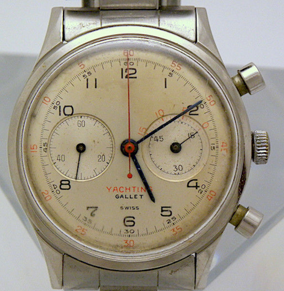"Great watch that is a bit tired, but still charming... just not at this asking price.  Photo from eBay listing, click through to see what ""values"" bigvalueguy has for you."