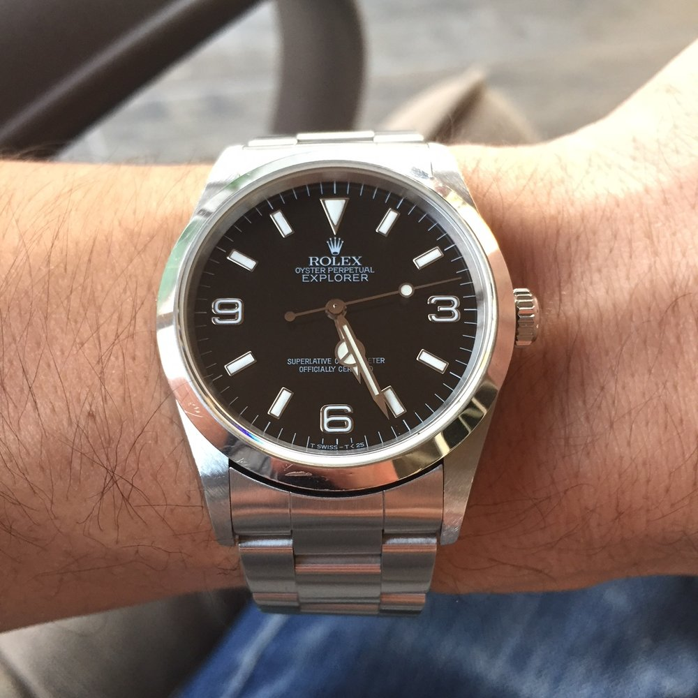 Rolex Oyster Perpetual Explorer.JPG