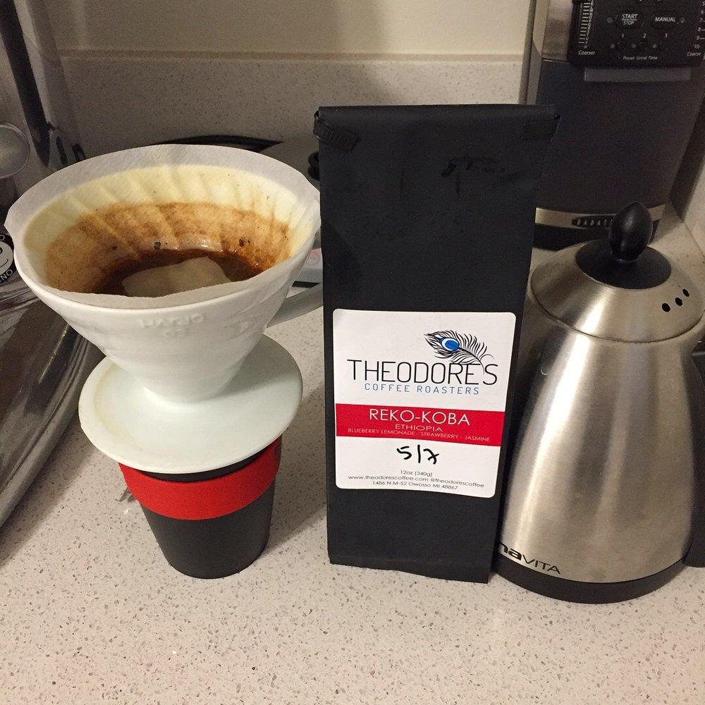 Theodores Coffee Ethiopia Koba Pourover.JPG
