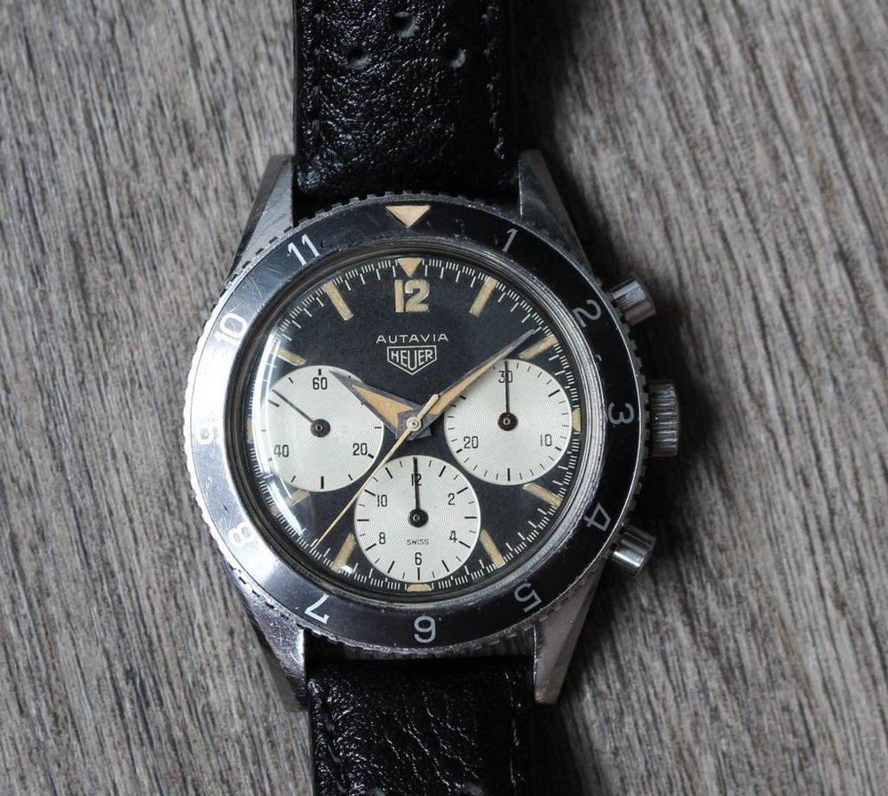 Photo from FS listing, click through for more info on this iconic watch.
