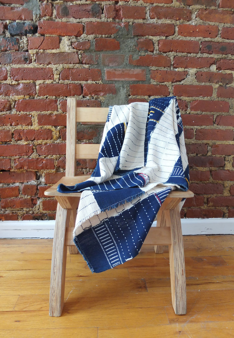 Five | Six Textiles Adjoukrou Kourou Throw