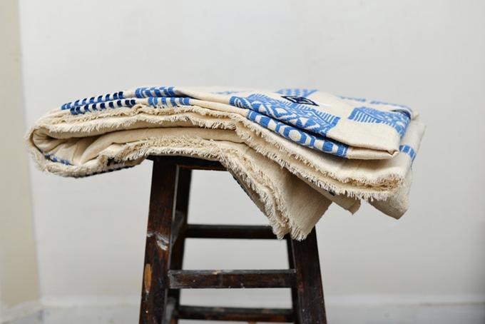 Waraniéné Bedspread
