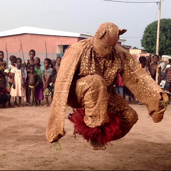Leopard Dance - Waraniéné, 2014