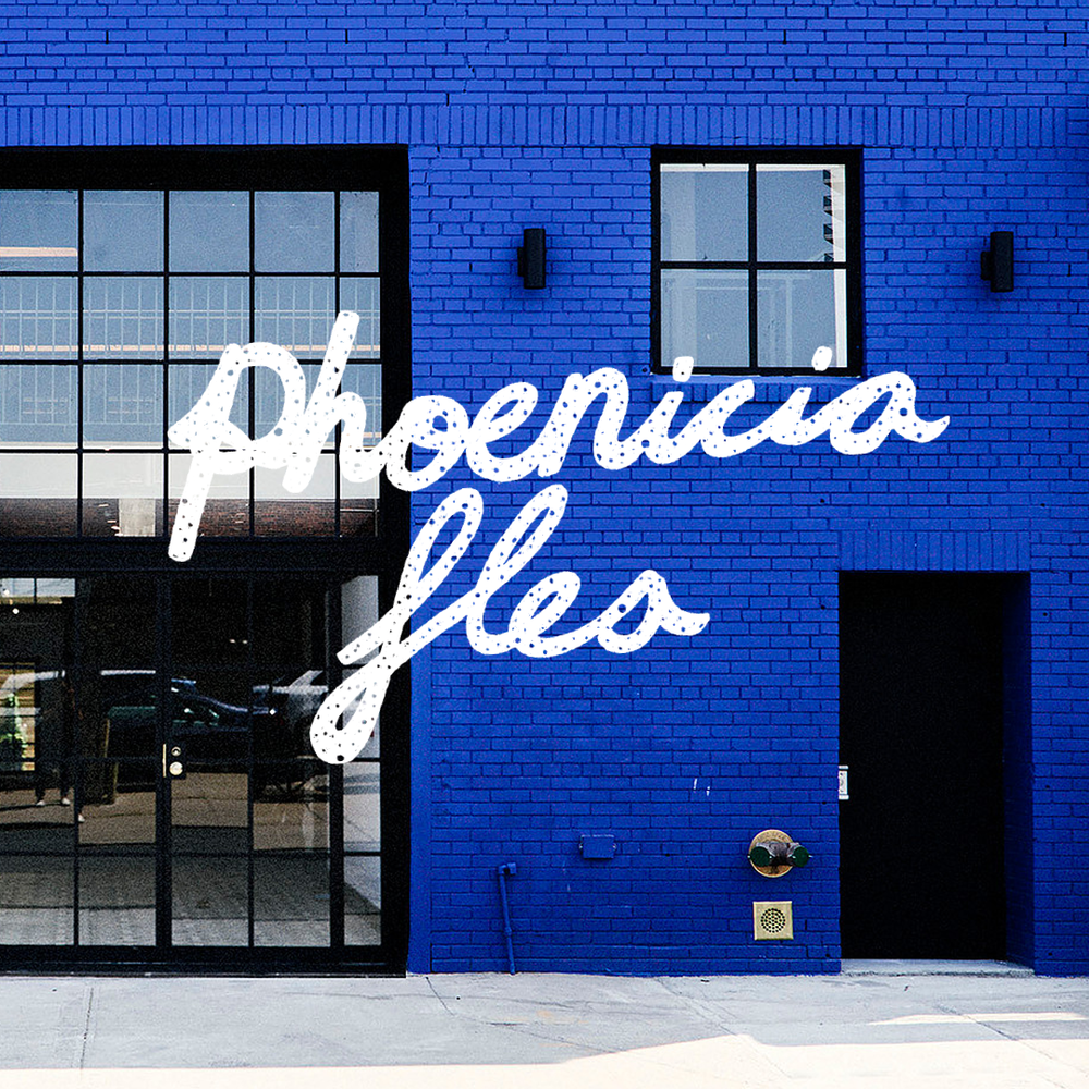 Phoenicia Flea Holiday in Brooklyn