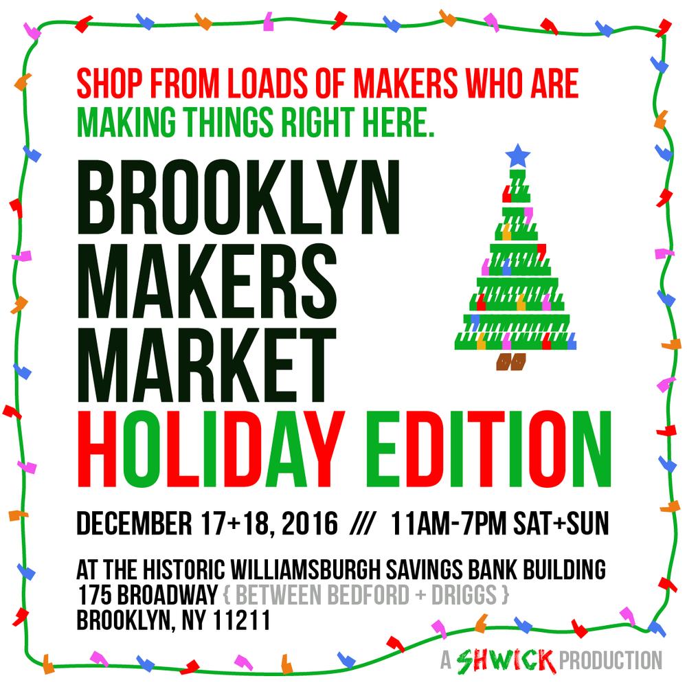 Brooklyn Makers Market