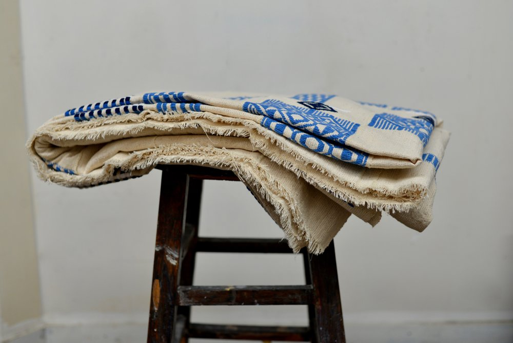 Five | Six Textiles Bedspread
