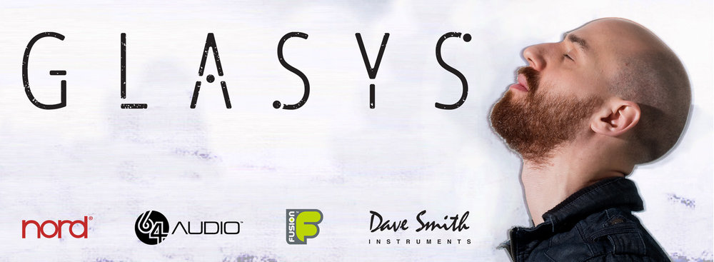 Photo by  Purvis/Stinson , GLASYS Logo by JP Downer