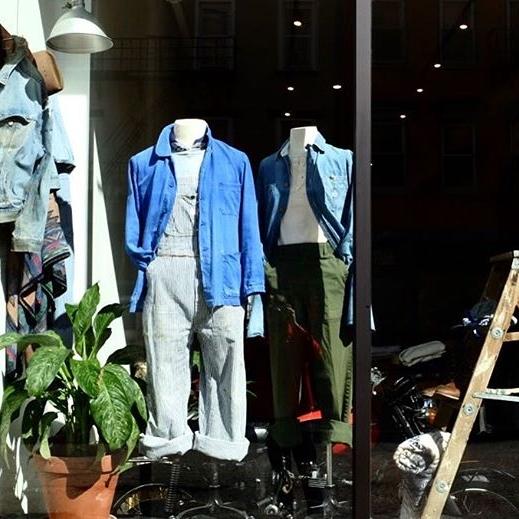 Native Color Stockists - Reunion Clothiers
