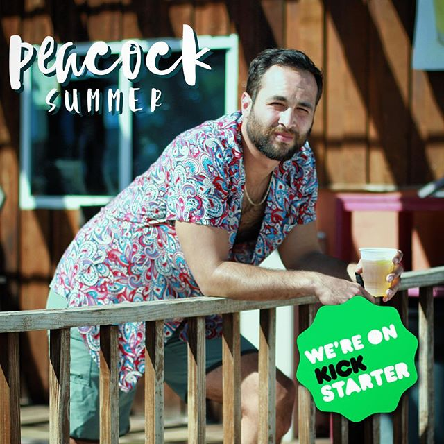 You too can look this fresh, Don Juan. The Peacock Shirt only on Kickstarter. LINK IN BIO #showyourfeathers #summer #sun #fun #fashion #mensfashion #shirt #beach #beachbody #pool #party #poolparty #handsome #summerfun