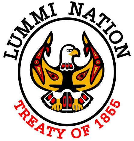 Lummi Nation_Treaty of 1855 logo.png