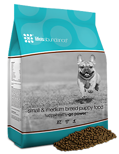 Small & Medium Breed Puppy Food  Start your puppy off on the right paw!
