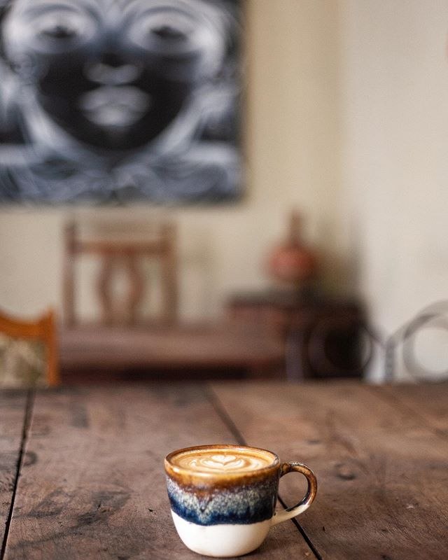 What a wonderful day to drink a coffee with Ixchel!  Photo by @bearlightphoto