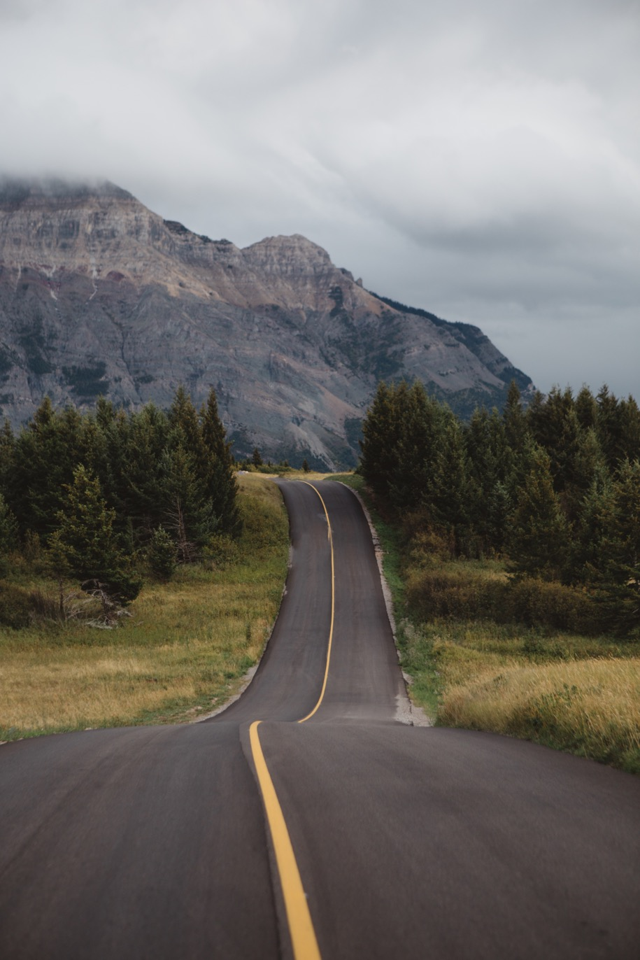 The Roads of Waterton.