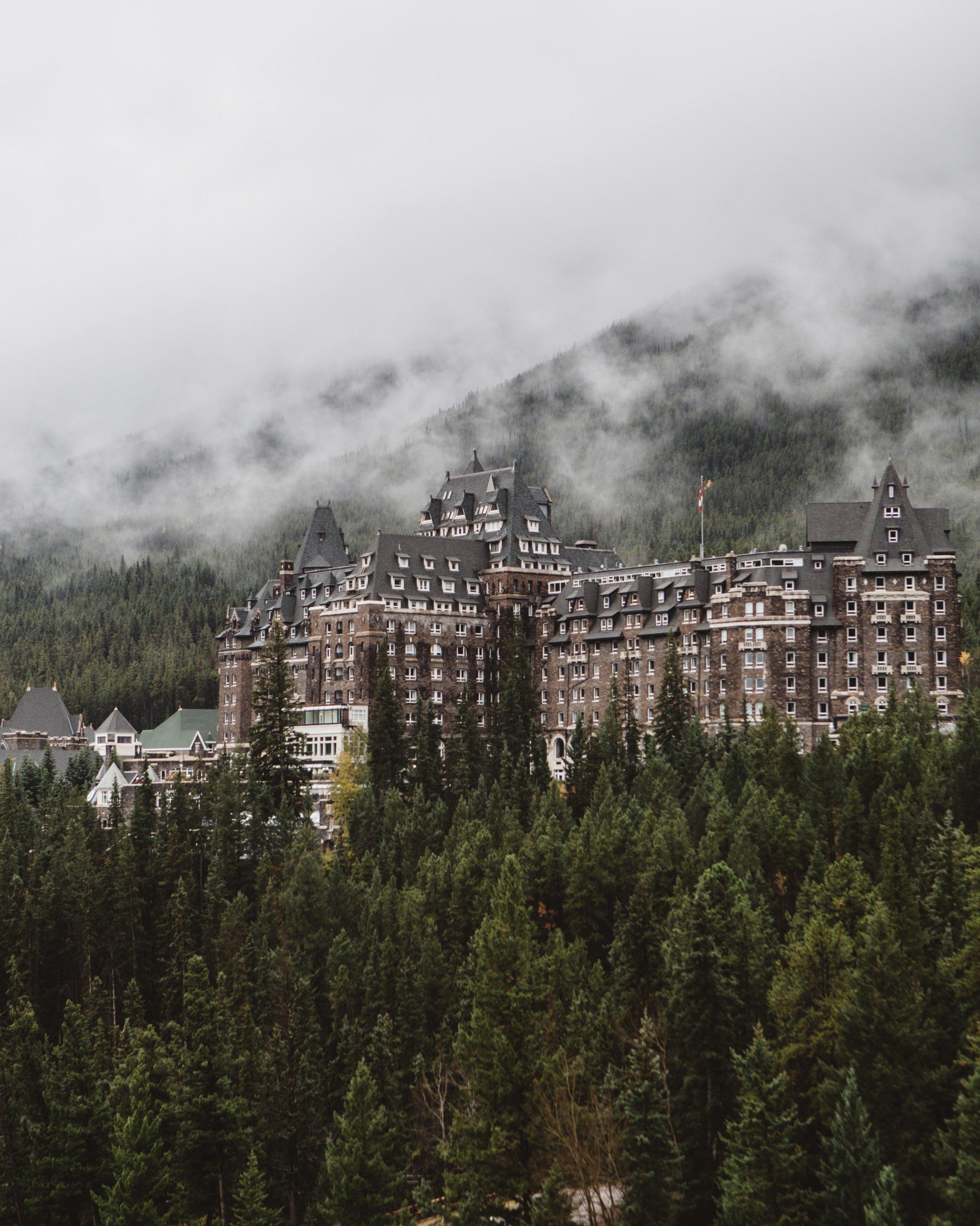 Experience The Banff Springs Hotel Scott Bakken