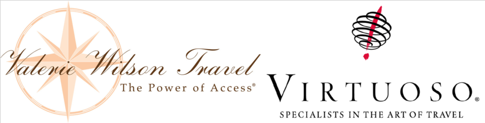 Proudly associated with Valerie Wilson Travel, a VIRTUOSO agency