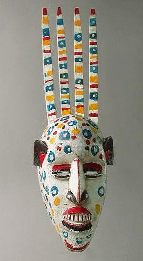 N'tomo Mask. Bamana people, Mali.jpg