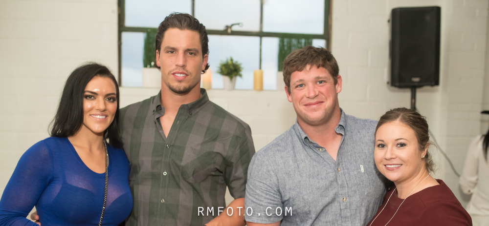 Megan & Brian Cushing + Jon and Amanda Weeks