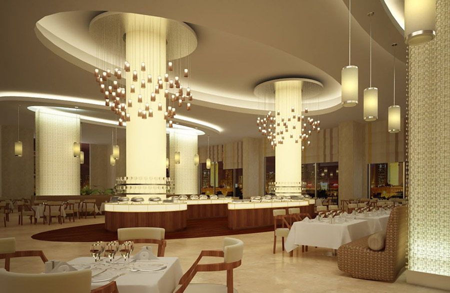 Fujerah Hotel Restaurant