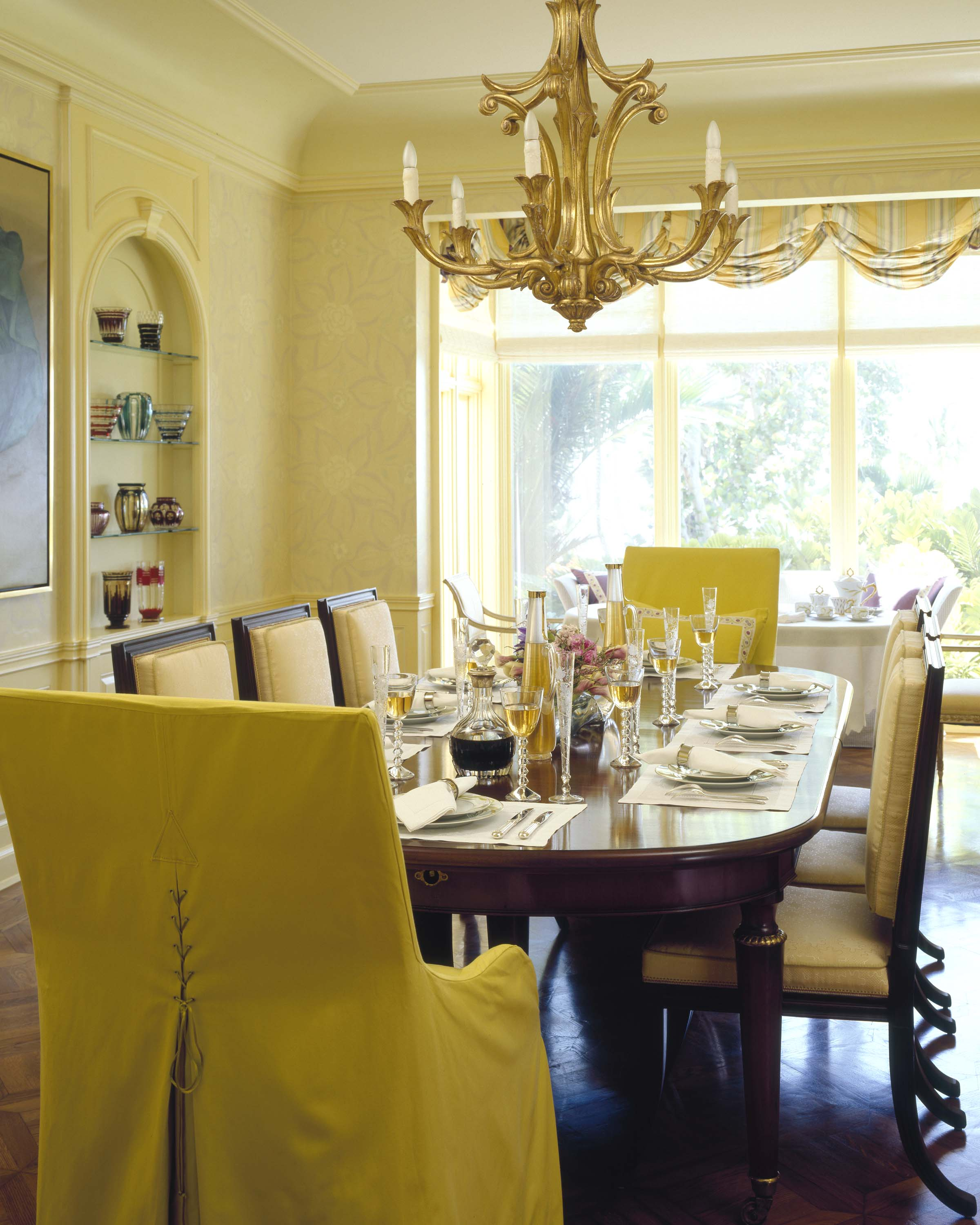 Arcadian home guest post dining rooms avanzato design for Dining room colour inspiration